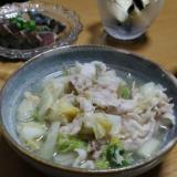 めっちゃ簡単!白菜と豚バラの旨煮