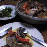 魚のうまみタップリ ブイヤベース