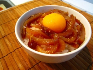 イカ丼 レシピ・作り方