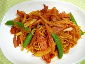 中華そば麺deイタリアン