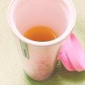 美人茶♥️ハニー&緑茶の最強コンビ♥️至福の一時を