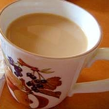ビスコタで♪甘~い香りのカフェオレ