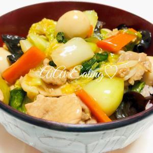 ♡野菜たっぷり時短♪トロッと簡単みんなの中華丼♡