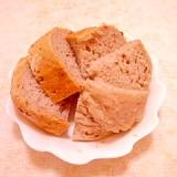 オイル不要♪薄力粉で作る胡桃のHB御飯パン(2斤)