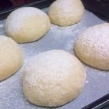 もっちり米粉&豆乳パン★