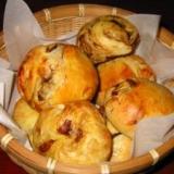 干し柿パン