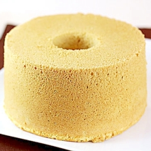 【ママパン】ライ麦のしっとりシフォンケーキ