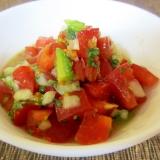 アボカドシソトマト