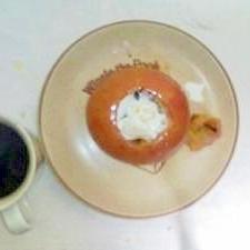 炊飯器で焼きリンゴ