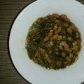めかぶと生姜の納豆