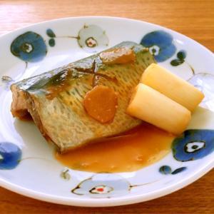 フライパンで簡単☆さばの味噌煮