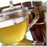 香る香る♪ハーブで緑茶