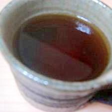 甘い。黒烏龍茶