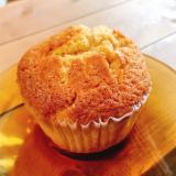 【バター不使用】きび砂糖の簡単さっくりマフィン