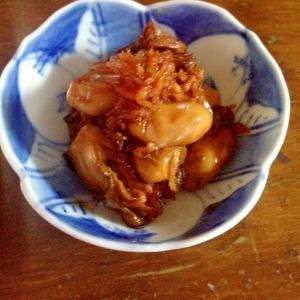 手作り☆牡蠣の佃煮