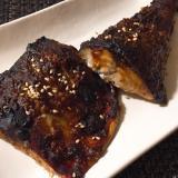 見た目は悪いけど美味しいよ♬鯖の味噌焼き