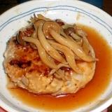 豆腐ハンバーグにぴったり♪和風きのこソース