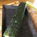 牛肉&もやしの巻き寿司