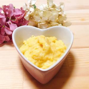 レンジで簡単ꕤラム酒香る豆乳カスタードクリーム