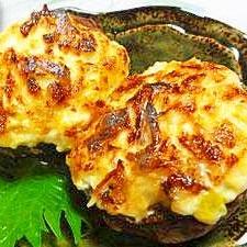 簡単!椎茸のマヨネーズ焼