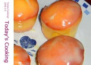 シリコン型だから、楽々♪プチサイズのレモンケーキ!