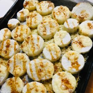 ホクホク★長芋のチーズオーブン焼き