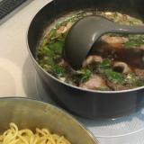 焼きそば袋麺で簡単つけ麺