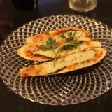 のせて焼くだけの簡単レシピ♪ナスのピザ風