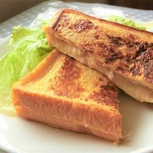 簡単★ツナとチーズの味噌フレンチトースト