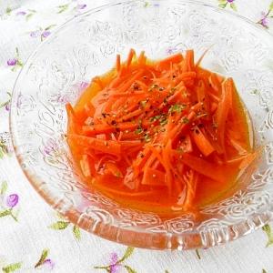 爽やか♪オレンジ風味のキャロットラペ