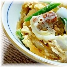 ♪♪栄養たっぷり★ふわふわうなぎの卵とじ丼♪♪