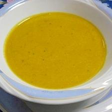 簡単^^レンジでチン♪かぼちゃスープ