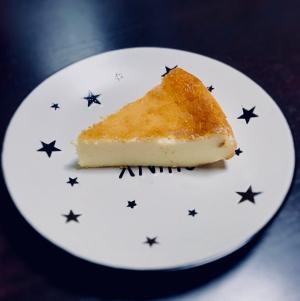 ミキサーで混ぜるだけ*濃厚チーズケーキ*