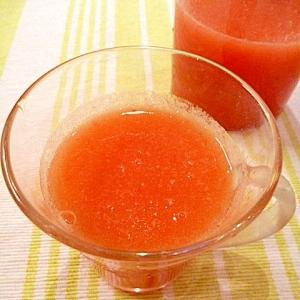 ぐびぐび飲める☆トマトジュース