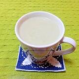 甘酒抹茶豆乳