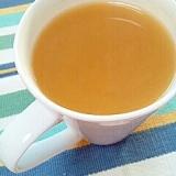 ホッと☆ダブル和茶のパンプキンミルクティー♪