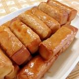 高野豆腐de☆ボリューミーな肉巻き
