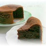 カプリ風チョコレートケーキ「トルタカプレーゼ」