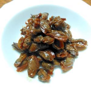 琵琶湖産 珍味☆~たてぼし貝の佃煮