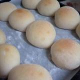 ハイジの白パン風