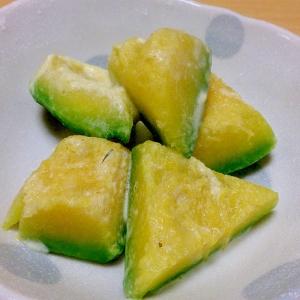 かぼちゃのミルク煮~砂糖不使用レシピ~