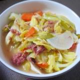 コンビーフと野菜のポトフ