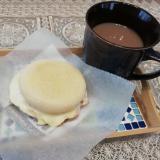 簡単☆美味しいチーズエッグマフィン☆
