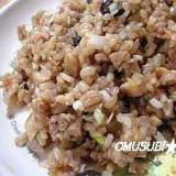 黒豆幻米でマヨチャ-ハン~ガ-リック醤油風味~