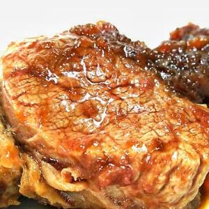 超簡単!シンプルなのにコクうま♪牛肉のステーキ