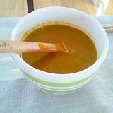 簡単☆濃厚かぼちゃスープ