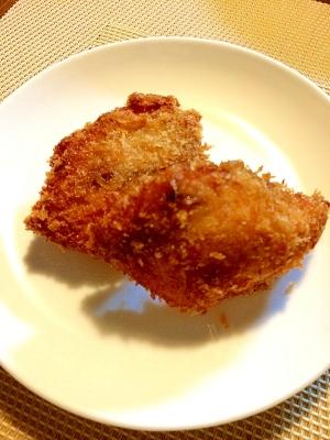 お弁当にも☆鮭のフライ