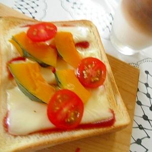 朝ベジチーズトースト
