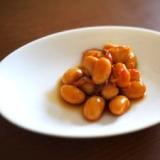簡単えび豆