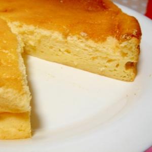 ホワッ♥シュワ♥ ヨーグルトケーキ